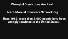 California Innocence Project 2000 People Exonerated Since 1989