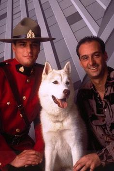 'Due South' [TV series -Paul Gross -left] Tandem, Detective, Due South, 80s Tv, Old Shows, Great Tv Shows, Television Program, Vintage Tv, Thats The Way