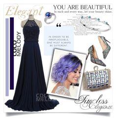 """""""Elegant!"""" by zenabezimena ❤ liked on Polyvore featuring modern"""