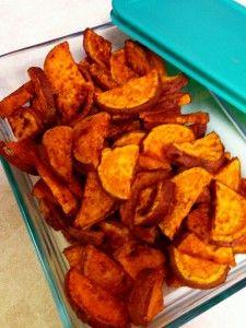 Sweet Potato Snack | Lauren Grace Living