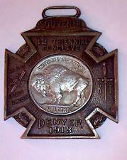 Fantastic Encased 1913-D Buffalo Nickel