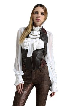 Pentagramme Waist Cincher - £44.99 : Angel Clothing   Gothic and Steampunk Clothing