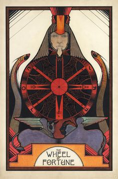 David Palladini Tarot / Sacred Geometry <3