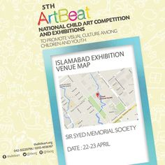 5th Artbeat Exhibition Islamabad  #ArtBeat #ChildArt #Competition #Visualculture #Exhibitions #Artsed #Lahore #Karachi #Islamabad #Pakistan #Children #Art #Painting #Tlaorg