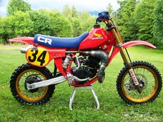 Jimmy Lewis' Honda CR60 - Dirt Rider Magazine | MiniRider.com. Source: http://www.dirtrider.com/features/mini-rider/141_1107_jimmy_lewis_honda_cr60/