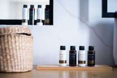 Ph by K. Minimal Design, Ph, Greek, Sunday, Boutique, Bathroom, Natural, Minimalist Design, Washroom