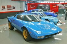 The Lancia Stratos was the first production car designed from the ground up with the express purpose of obliterating its rally competition. Lancia Delta Integrale, Vintage Race Car, Sweet Cars, Kit Cars, Expensive Cars, Rally Car, Automotive Design, Car Pictures, Car Pics