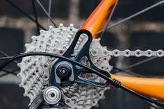 Field Cycles Orange Road Bike with Dura Ace   The Radavist