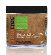 Hibiscus hair conditioner #Launchpad #SoulTree