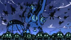 Lord Genome's Army - TTGL Parallel Works 8 Super Robot, Gurren Lagann, Projects To Try, Childhood, Army, Concert, Robots, Lord, Google Search