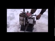 """Wood Gas"" Powered Chainsaw, Part 2 - YouTube"