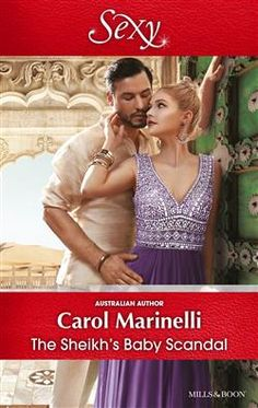 Mills & Boon™: The Sheikh's Baby Scandal by Carol Marinelli