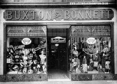Old Photographs, Old Photos, Shop Fronts, Wolverhampton, Glasgow, United Kingdom, Corner, Shops, Victorian