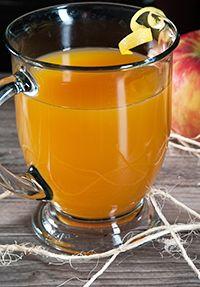 Ginger Turmeric Cider