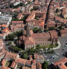 Un drone survole Toulouse : découvrir la ville vue d'en haut (article du 08/01/2014 sur LaDépêche.fr)