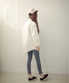 I need a white shirt.