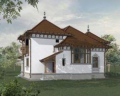 Home Fashion, Romania, Gazebo, Outdoor Structures, Cabin, House Styles, Modern, House Ideas, Home Decor