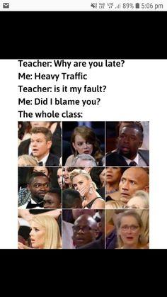 Funny Minion Memes, Funny School Memes, Some Funny Jokes, Crazy Funny Memes, School Humor, Really Funny Memes, Funny Relatable Memes, Funny Facts, Hilarious