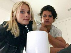 #yo y mi novio