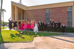 fun bridal party pictures!