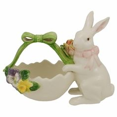 Pin by mollie fred on chocolate is so last year easter gifts kaldun and bogle spring bunny basket easter gifts negle Gallery