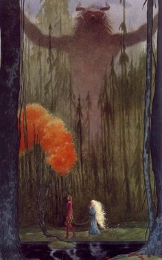 Lord of the Forest, Charles Vess
