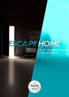 Découvrez noytre expérience d'escape game à la maison