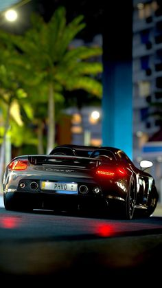 Porsche Carrera GT Luxury World Cars - Cars of the day, everyday is the car day! Your daily source of luxury cars. You can also visit our site if you are looking for high-class luxury car keychains. 996 Porsche, Porsche Autos, Porsche Carrera Gt, Porsche Cars, Black Porsche, Porsche Classic, Lamborghini Gallardo, Lamborghini Aventador, Luxury Sports Cars