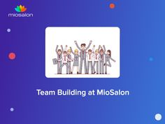 As Miosalon employees, we love the fact that our employers care about our wellbeing and take appropriate measures to create a loyal, close-knit and happy family. #salonsoftware #spasoftware #beautysalonsoftware #salonmanagementsoftware Salon Software, Happy Family, Team Building, Create