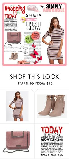 """""""Shein contest"""" by kmen-s ❤ liked on Polyvore featuring Universal Lighting and Decor"""