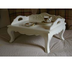Breakfast Trays For Bed Fascinating Breakfast In Bed Tray  The White Company Us  Bed Tray White Design Inspiration