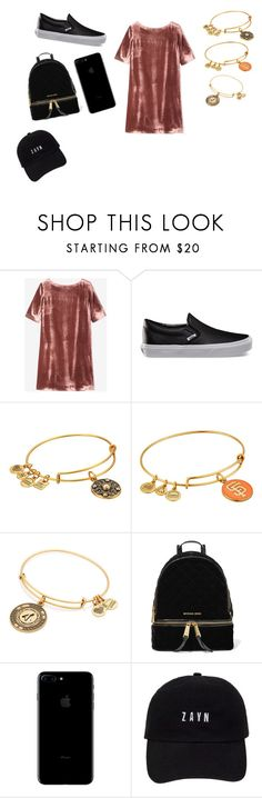 """Untitled #2"" by amarq4279 on Polyvore featuring Toast, Vans, Alex and Ani and MICHAEL Michael Kors"