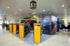 Bever shop in shop at de Bijenkorf by Hello hero & Con'fetti, Netherlands sports