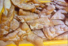 evviva il Carnevale evviva le Chiacchiere di carnevale senza glutine,evviva tutti i dolci che si preparano in quel periodo così festoso e colorato...Ehm lo