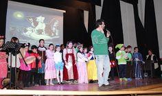La Escuela de Música 'Campo de Montiel' promociona sus actividades entre colegios de la comarca