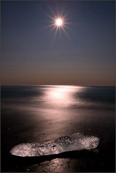 Moon by olgeir, via Flickr