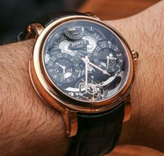 Bovet Recital 16 Triple Time Zone Tourbillon Watch Hands-On