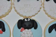 Sheep Cookies  Fondant Cookies, Sheep, Sweet Tooth, Sugar, Desserts, Food, Meal, Deserts, Essen
