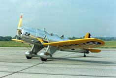 Ryan PT-20, primary trainer. . .