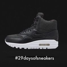 16669748aad37 Air Max are my Kryptonite. @nikelab Womens Air Max 1 Tech sneaker boot.
