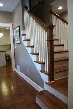 modelo de escalera
