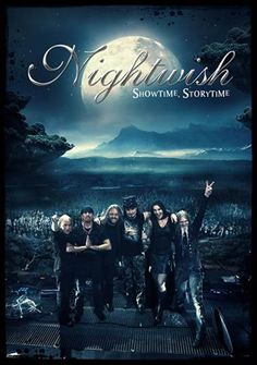 OMG - I just discovered this! Nightwish wants to release a LIVE DVD with Floor! Nightwish - Showtime, Storytime The setlist reads as follows (DVD1): 01. Dark Chest Of Wonders 02. Wish I Had An Angel 03. She Is My Sin 04. Ghost River 05. Ever Dream 06. Storytime 07. I Want My Tears Back 08. Nemo 09. Last Of The Wilds 10. Bless The Child 11. Romanticide 12. Amaranth 13. Ghost Love Score 14. Song Of Myself 15. Last Ride Of The Day 16. Outro (Imaginaerum)