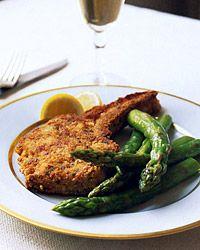 Veal Chops Milanese with Sage Recipe on Food & Wine