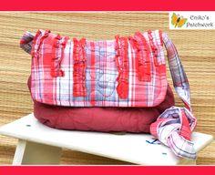 Summer red bag