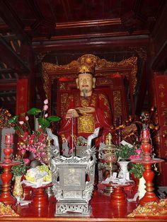 Literature Temple, Hanoi, Vietnam