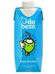 água de coco 330 ml/ coconut water 330 ml