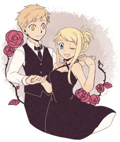 Al and Winry