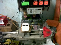 Our machine for Padprinting system N branding