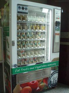 fruits vending machine - Buscar con Google