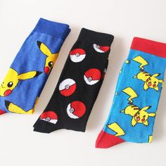 You know you want to buy this 👉 Pokemon High Quality Long Cotton Socks http://otaku-wolves.myshopify.com/products/pokemon-high-quality-long-cotton-socks?utm_campaign=crowdfire&utm_content=crowdfire&utm_medium=social&utm_source=pinterest
